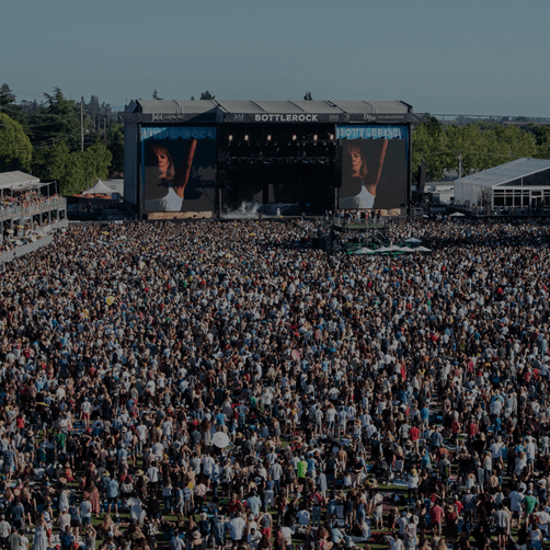crowd at bottlerock napa valley music festival